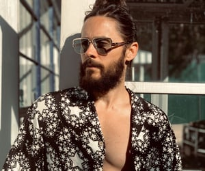 30 seconds to mars, sunglasses, and gucci image