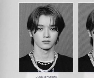 nct, sungchan, and jung sungchan image