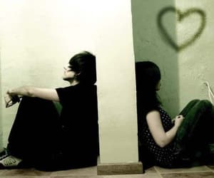 love, couple, and emo image