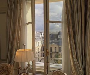 paris, hotel, and aesthetic image