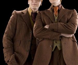 fred weasley and george weasley image