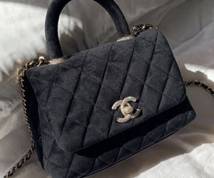 bag, chanel, and cute image