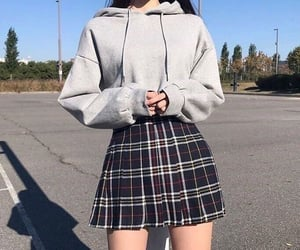 skirt, clothes, and style image