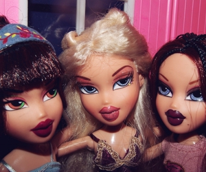 barbie, beautiful, and dolls image