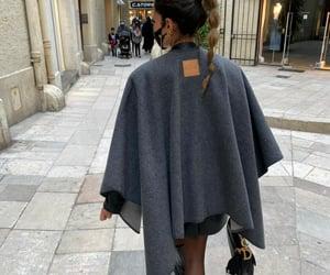 blogger, cape, and dior image
