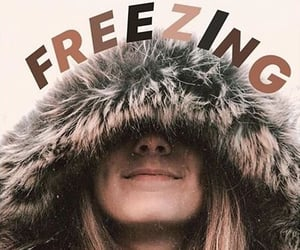 freezing, stories, and storie image