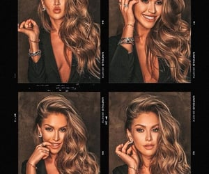 beauty, bombshell, and blonde image