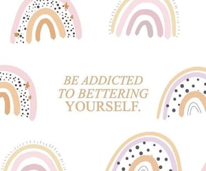 self love, positive, and quote image