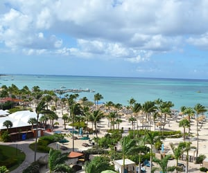 Caribbean, beach vacation, and travel destination image
