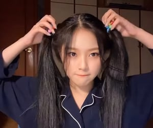 article, dreamcatcher, and pigtails image