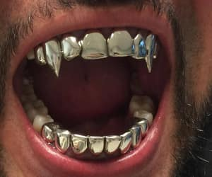 teeth, money, and rich image