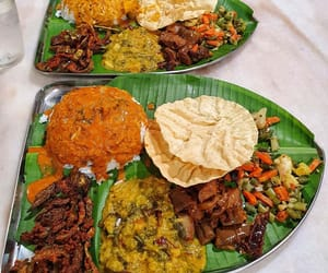 curry, asian food, and malaysian food image