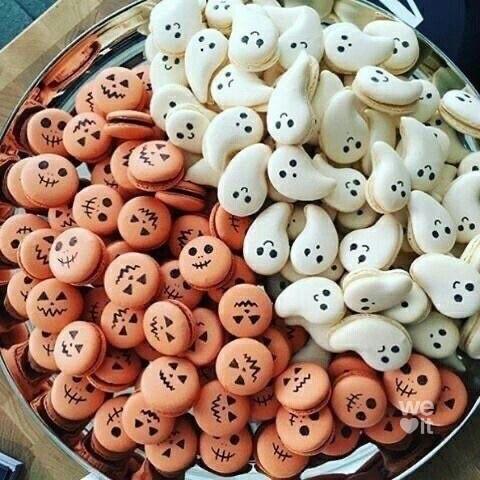 Halloween, food, and autumn image