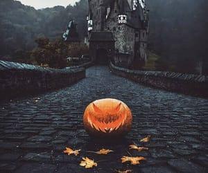 Halloween, eltz, and castle image