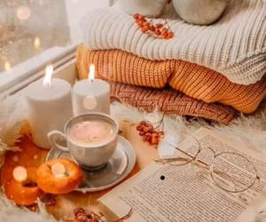 autumn, pumpkin, and cozy image