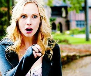 #caroline forbes from this queen don't need a king