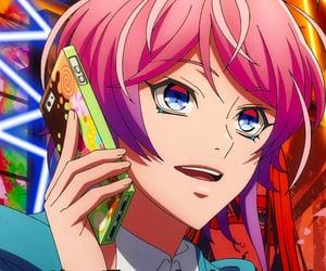 anime boy, hypnosis mic, and hypmic image