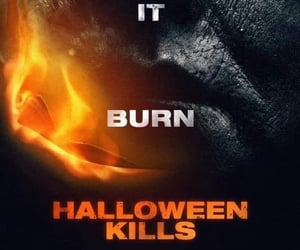 horror, michael myers, and poster image