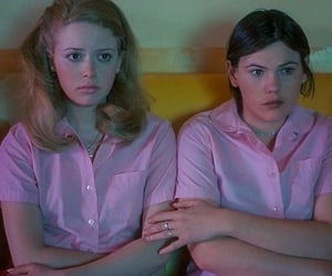 aesthetic, pink, and girls image