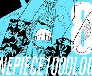 manga, one piece, and franky image
