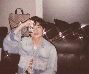90s, bts, and taehyung image