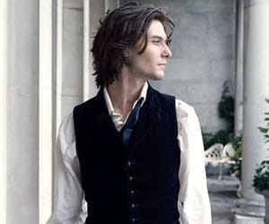 aesthetic, black, and dorian gray image
