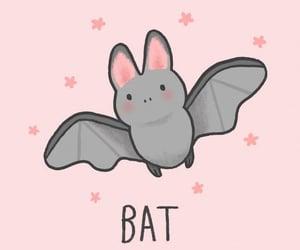 animal, bat, and edit image