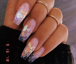 aesthetic, cool, and nail polish image