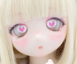 soft, cute, and anime image