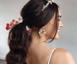 bridal, style, and fashion image