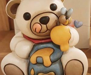 bear, brand, and honey image