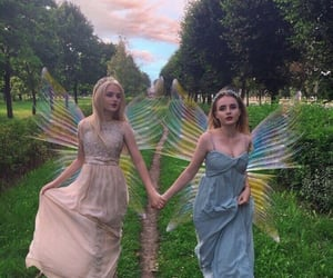 fairy, aesthetic, and ethereal image