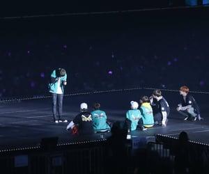 concert, k-pop, and bts image