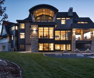 architecture, exterior, and home image