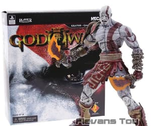 action figure, kratos, and gow image