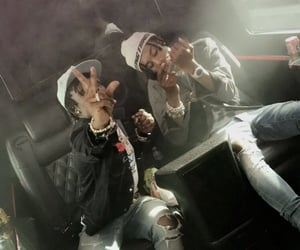 rapper, playboi carti, and lil uzi vert image