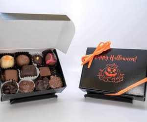 chocolate, gift, and treats image