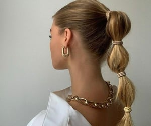 fashion, pinterest, and hair image
