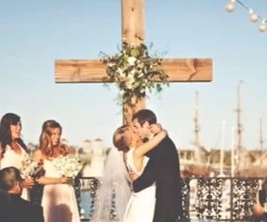 beautiful, Catholic, and kiss image