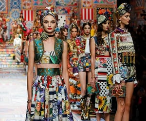 dolce and gabbana, fashion, and hope and optimism image