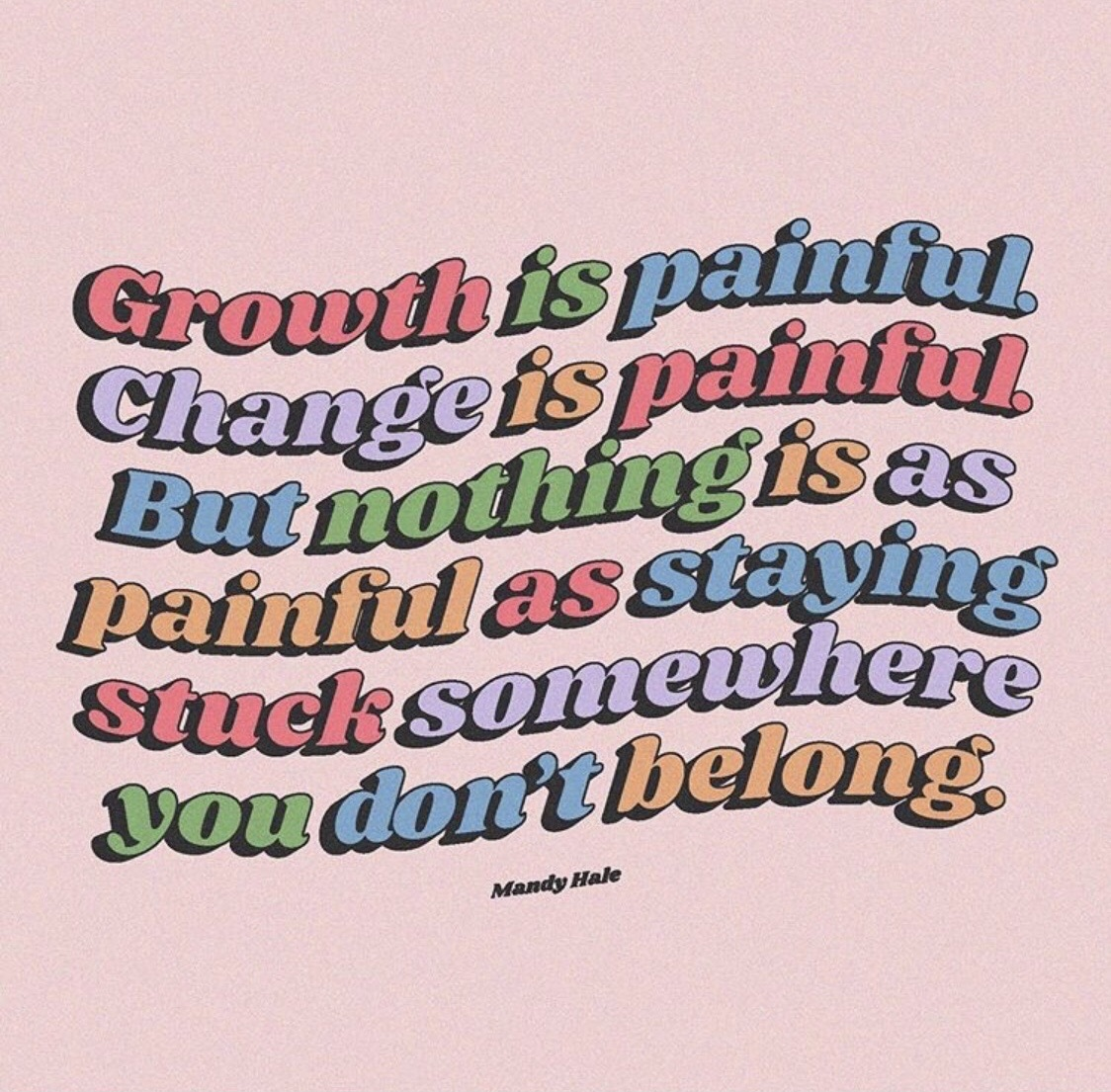 quotes, growth, and motivation image