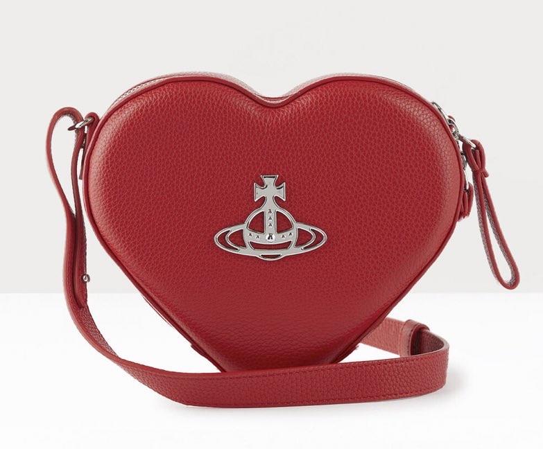 bag, heart, and mode image