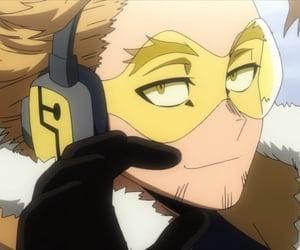 anime, keigo takami, and my hero academia image