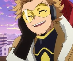 anime, hawks, and keigo takami image