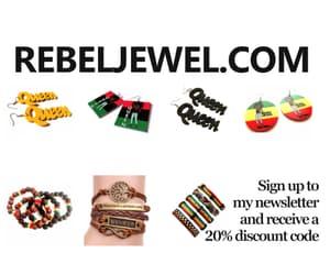 coupon, discount, and rebeljewel image