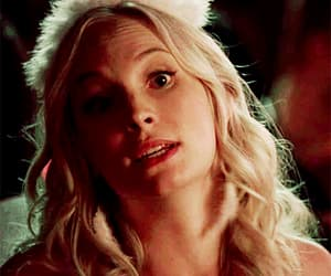 gif, the vampire diaries, and candice accola image