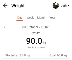 diet, motivation, and october image