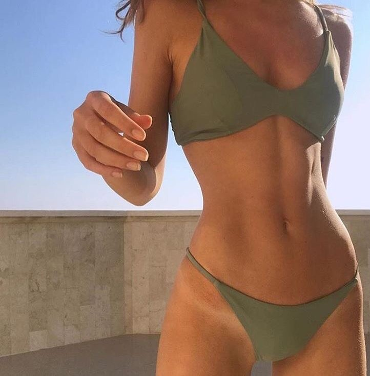 fit, girl, and summer image