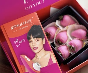 box, lily allen, and pink image