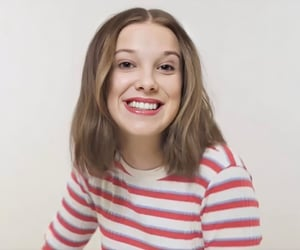 millie bobby brown, it rp, and stranger things rp image